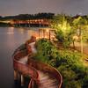 Punggol Waterway Scenery
