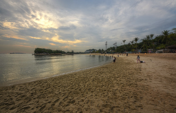 The Sand of Siloso