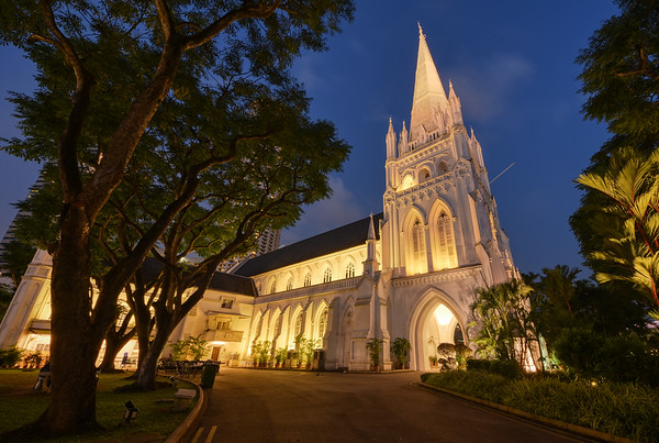 St. Andrew's Cathedral I