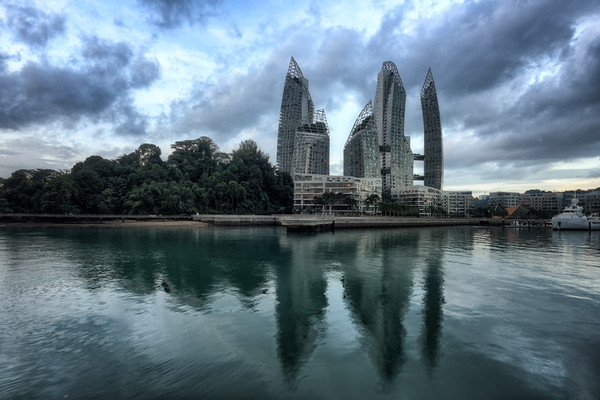 Towers of Keppel Bay