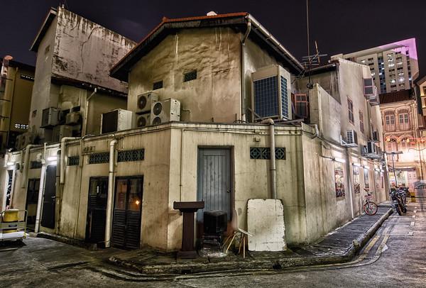 A Chinatown Backstreet