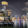 Lasers of Marina Bay III