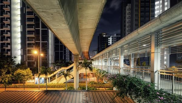 The Sengkang Overpass