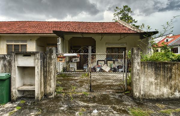 Battered Old House