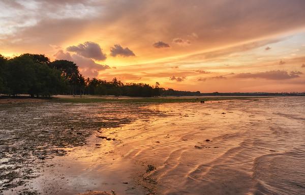 Pasir Ris Sunset