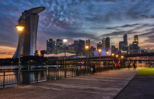 Marina Bay Terrace