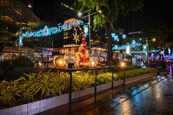 Orchard Road Holiday