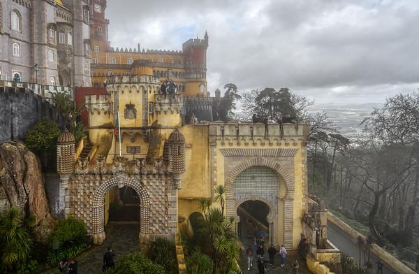 Golden Palace Mist