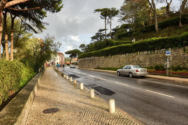 The Streets of Sintra