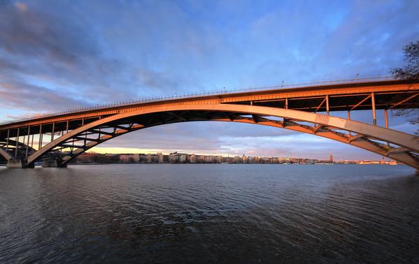 West Bridge Arch