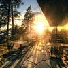 Artipelag Sunset Terrace