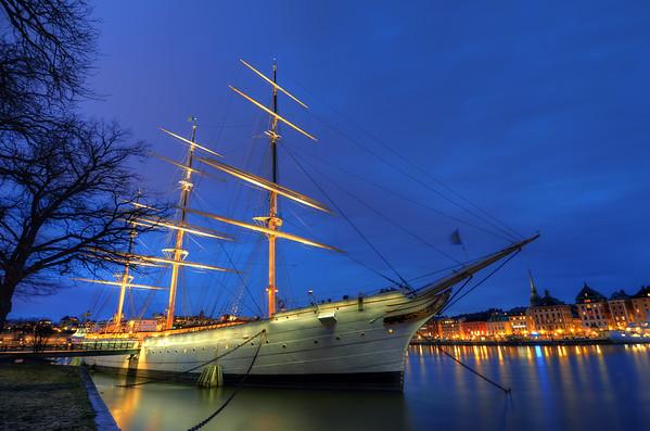 Ship af Chapman