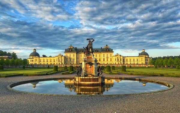 Drottningholm, Stockholm. June 2012.
