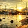 Waldemar's Cape Sunset