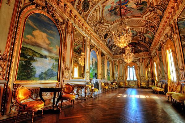 The Golden Hall II