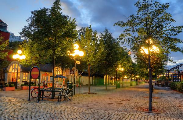Jussi Björling Avenue