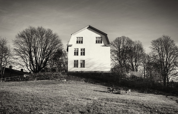 A Secluded House