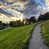 Woodlands Hill Sunset