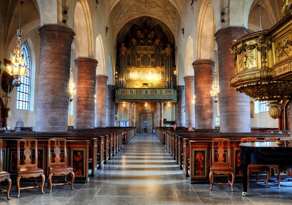 Saint James's Church II