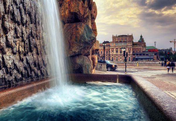 The Palace Falls