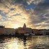 Blasius Islet Sunset