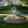 The Cemetery Fountain