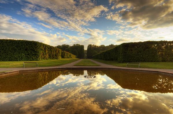 Royal Pond Sunset II
