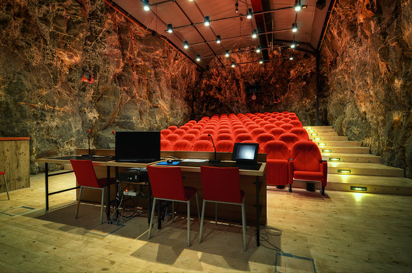 The Conference Cave