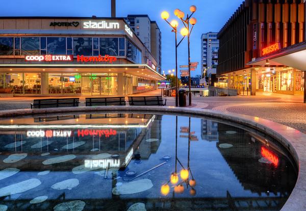 Fountain of Vällingby