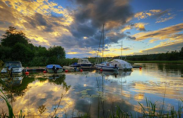 Ekerö Sunset Boats