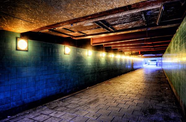 The Lock Tunnel