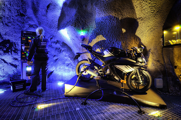 The Motorbike Cave