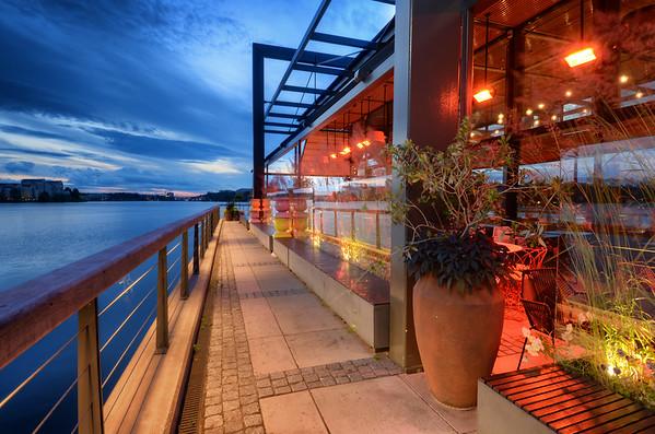 Restaurant Pier Blues II