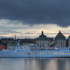 An Evening on Skeppsholmen IV