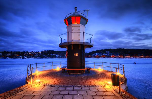 The AGA Lighthouse