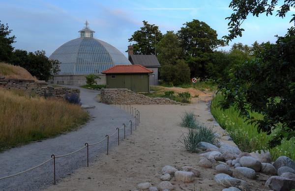 Path of Bergius Garden