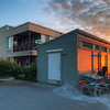 Hill House Sunset