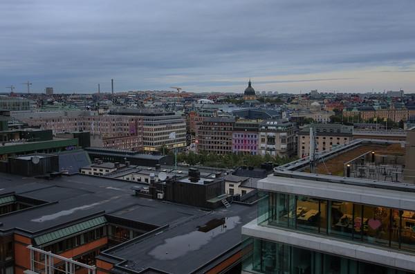 A Roof Evening