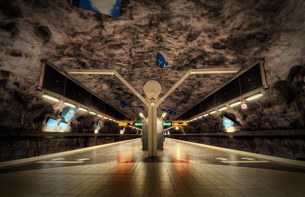 Vreten Platform End
