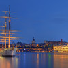 An Evening on Skeppsholmen VI