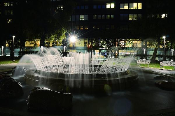 Wahrenberg Fountain