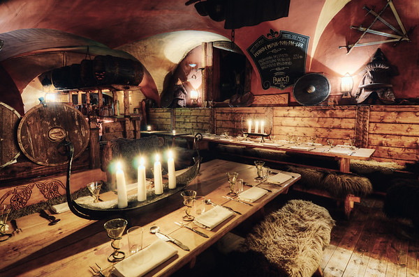 Aifur Viking Bar II