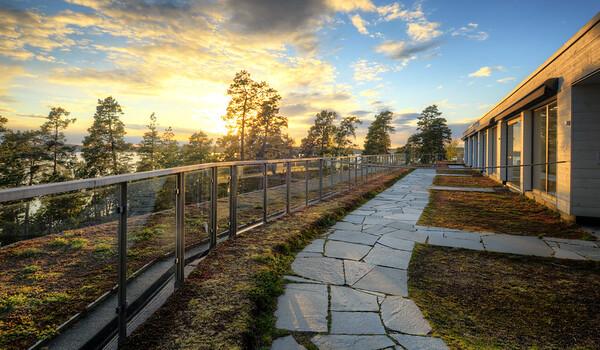 Artipelag Sunset Path