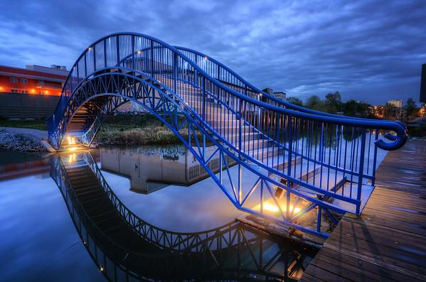 Blue Arch Bridge II