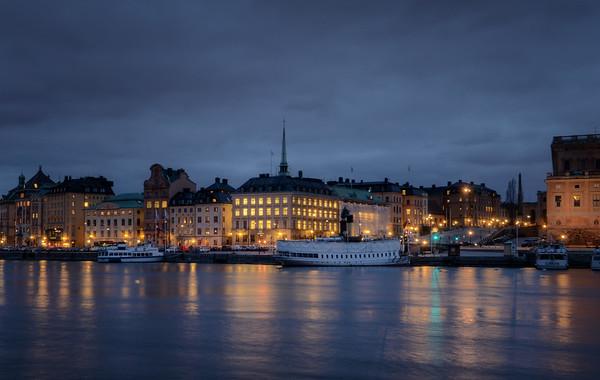 Stockholm, Sweden. March 2015.