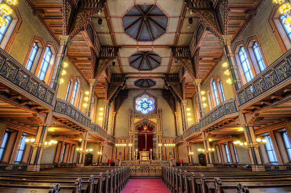 The Great Synagogue I