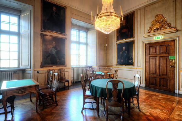A Gathering Room I