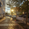 Annedal Street Sunset