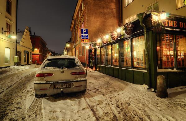 Alfa Romeo Pub
