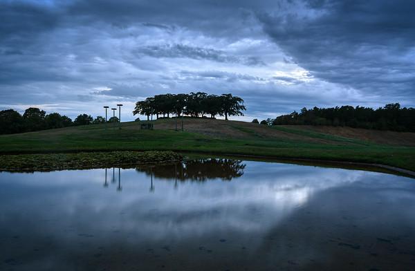 Blue Elm Pond